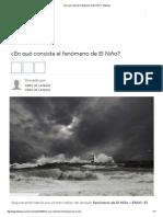¿En qué consiste el fenómeno de El Niño_ - Batanga.pdf