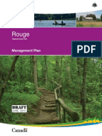 Canada (2014) - Rouge Park Draft Plan