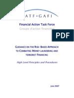 GAFI Risk Based