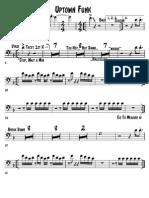 Uptown Funk - Trombone