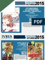 Novedades Ivrea Octubre 2015