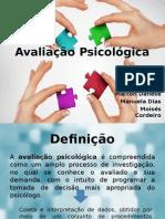 Avaliação Psicológica CFP