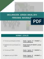 16 01 2015 RENTA PN 2014
