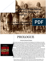 The Unknow History of the Native american and the people of America-1.odp