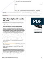 Hillary Clinton_ My Plan To Prevent The Next Financial Crash.pdf