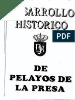 Historia de Pelayos de la Presa