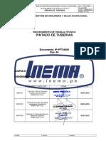 Ip.ptt-0006 Pintado de Tuberias