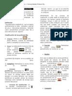CLASE 06 - Generalidades Prótesis Fija