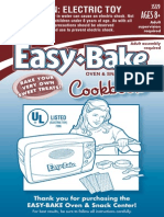 Easy Bake Cookbook