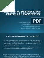 Particulas Magneticas Presetacion 1