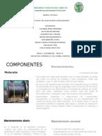 Malacate Diapositiva de Optativa Medel
