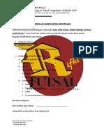 Contoh Formulir Kesepakatan Kemitraan