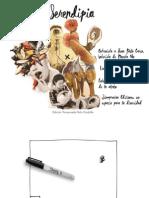 Edición Final Revista Serendipia, alumnos UAH