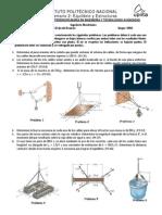 Problemario 2-MCR -Equilibrio y Estructuras