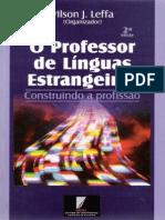 Professor de Línguas Estrangeiras