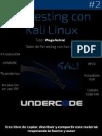Taller Kali Linux 2
