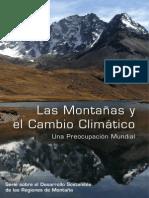 MontañasyElCambioClimatico