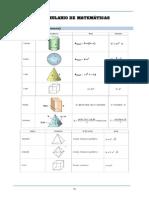 Formulario General de Matemáticas