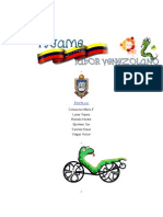 Pygame Con sabor Venezolano