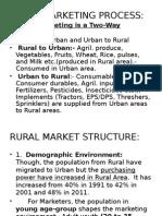2. Rural Marketing Process