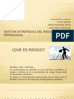 Gestión Estratégica Del Riesgo Empresarial