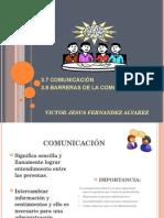 Lacomunicacion y Barreras de Comunicacion