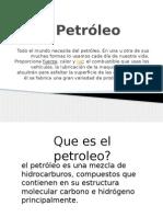 Seminario Del Petróleo