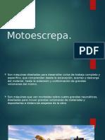 Motoescrepa