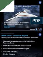 NASA-GLENN-75+James M. Free