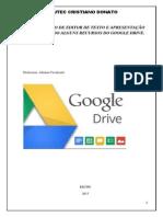 Apostila Google Drive