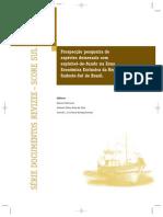 Prospecção pesqueira de espécies demersais com espinhel-de-fundo