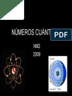 QUIMICA_Numeros_cuanticos