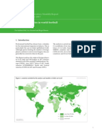 Exporting Countries in World Football - CIES