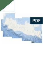 Bathymetri Regional Jawa