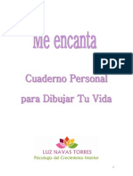 Cuaderno Personal Para Dibujar Tu Vida en PDF