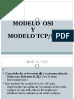 Presentacion Modelo Osi y Modelo Tcp Ip