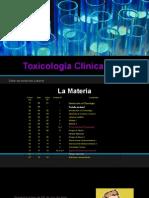 Toxicología Clínica 2014