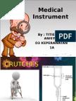 B.ing Medical Instrument
