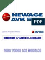 Npt22 Determinando El Tamaño Del Generador