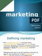 Marketing Proiect