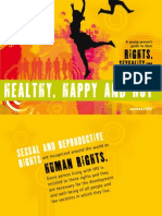 Healthy, Happy Hot Brochure by IFPP.org
