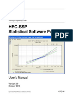HEC-SSP 20 Users Manual