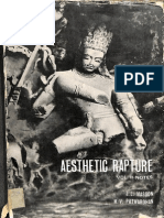 Aesthetic Rapture the Rasadhyaya of the Natya Shastra Vol. II - J.L. Masson