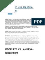 People vs Villanueva Legal Ethics