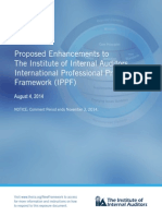 IPPF Exposure Draft English