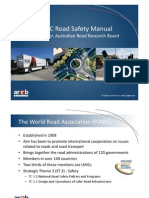 PIARC Road Safety Manual - Blair Turner