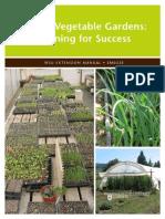 Market Vegetable Garden-Guide