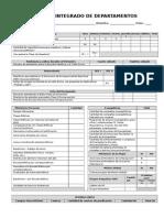 Informe Trimestral Unificado - Año 2014 - VILLA HERMOSA