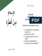 الإسلام دين الفطرة بالفرنسية.pdf