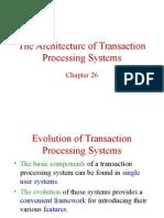 Transactional Management System